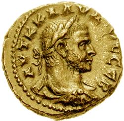 Claudius_II_coin_(colourised)