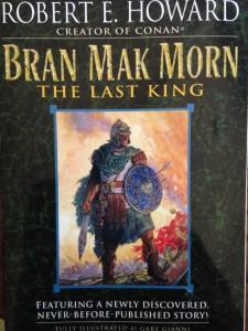 Cover Art: Bran Mak Morn