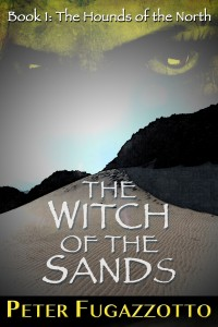 The Witch of the Sands - a grimdark fantasy novella