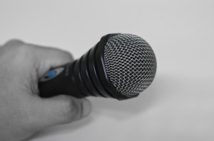 microphone, author reading, tips for writers