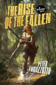 Cover Reveal: The Rise of the Fallen