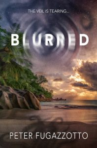 Blurred, a cosmic horror novella